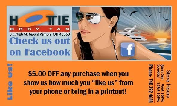 Fcebook promo